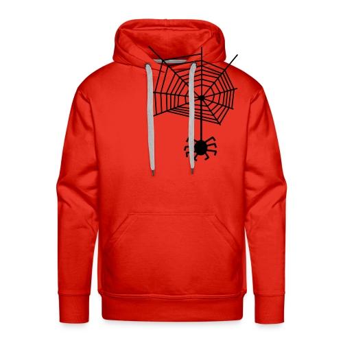 spider - Mannen Premium hoodie