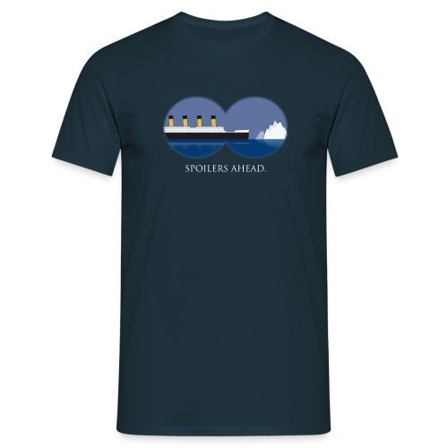 Spoilers ahead. - Männer T-Shirt