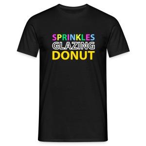 Hmmm Doounuts! - Men's T-Shirt