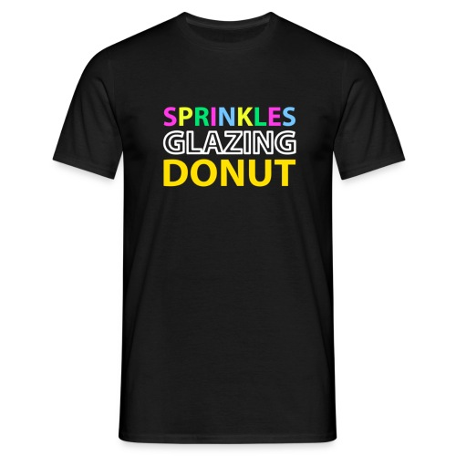 Hmmm Doounuts! - Men's T-Shirt
