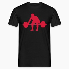 weightlifter sport T-shirts