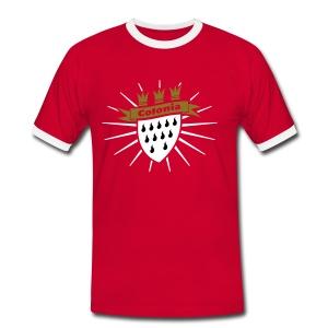 Colonia classic - Männer Kontrast-T-Shirt