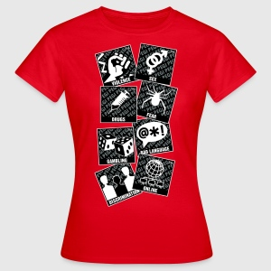 game pegi T-Shirts - Women's T-Shirt