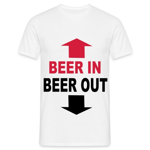 Beer - T-shirt herr