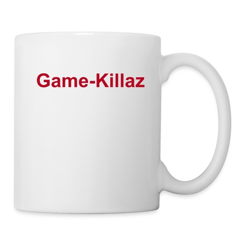 Mug - Drink and think. Game-Killaz rox