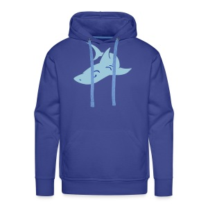 sweat Shirt Shark - Sweat-shirt à capuche Premium pour hommes
