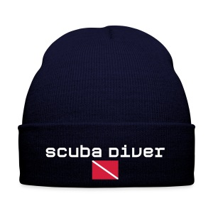 Scuba Diver Boat Cap - Winter Hat