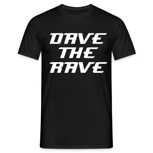 DAVE THE RAVE Atomatic Tee - Men's T-Shirt