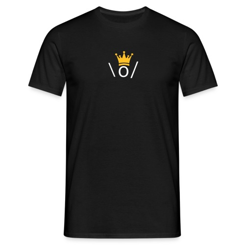 lol king - Men's T-Shirt
