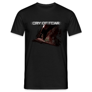 T-Shirts ~ Men's T-Shirt ~ Cry of Fear T-shirt
