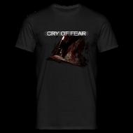 T-Shirts ~ Men's T-Shirt ~ Cry of Fear T-shirt