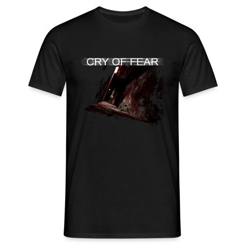 Cry of Fear T-shirt - Men's T-Shirt