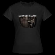 T-Shirts ~ Women's T-Shirt ~ Cry of Fear T-shirt v2 (Woman)