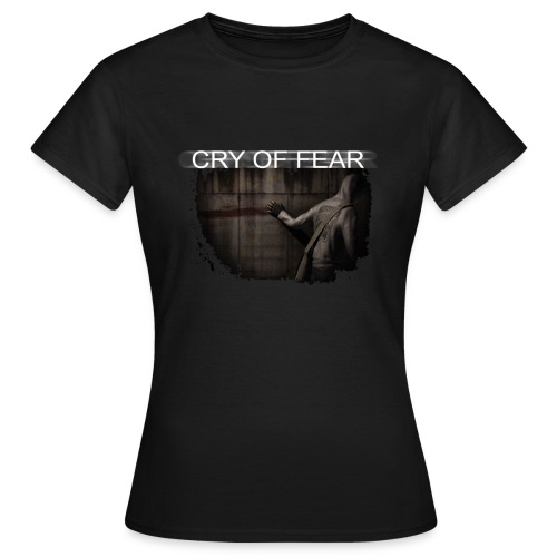 Cry of Fear T-shirt v2 (Woman) - Women's T-Shirt