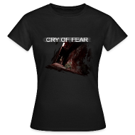 T-Shirts ~ Women's T-Shirt ~ Cry of Fear T-shirt (Woman)