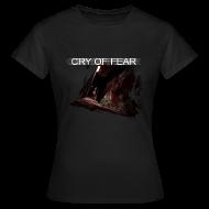 T-Shirts ~ Women's T-Shirt ~ Cry of Fear T-shirt (Woman)