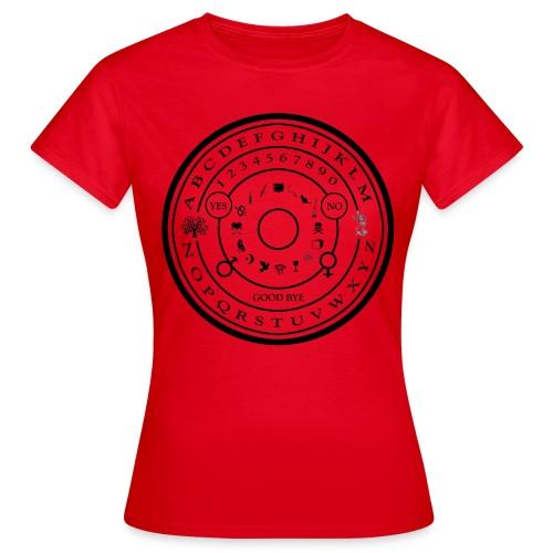 OUIJA / Camiseta mujer - Camiseta mujer