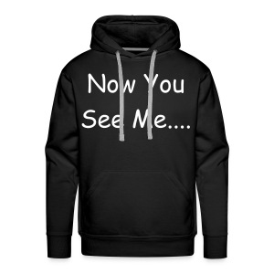 Now You See Me - Men's Premium Hoodie