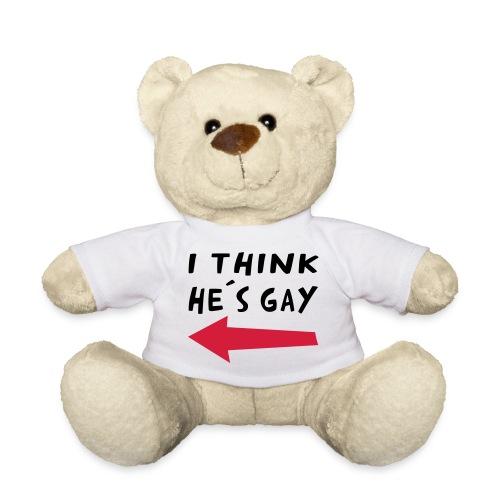 He's gay bear - Teddy Bear