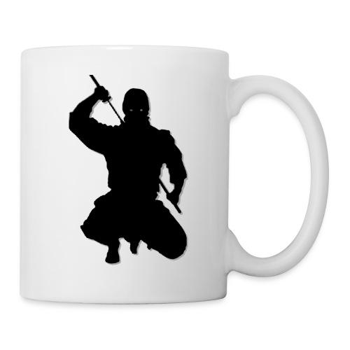 Tasse Ninja kniend - Tasse