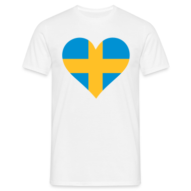Heart Sweden (2c) T-Shirts