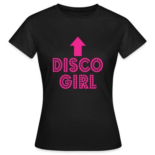 DISCO GIRL - Women's T-Shirt