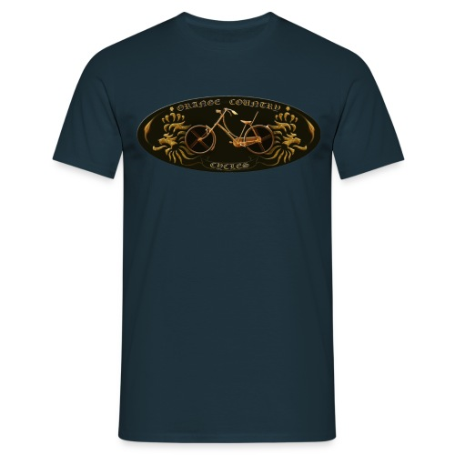 orange country cycles - Mannen T-shirt
