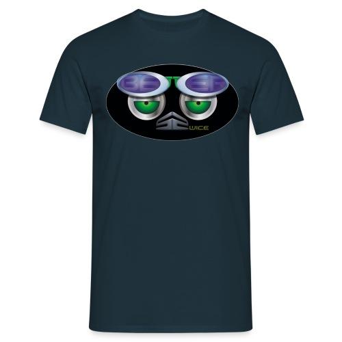 logobetterlooktwice - Mannen T-shirt