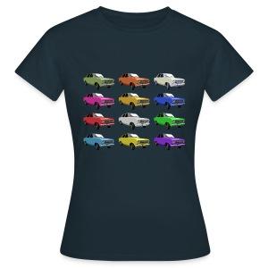 Kadetten - Frauen T-Shirt