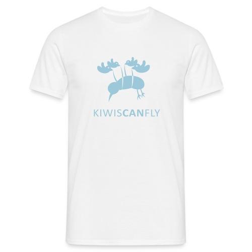 Kiwis Can Fly - Männer T-Shirt