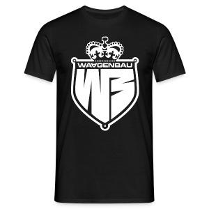 Crown - Boy - Männer T-Shirt