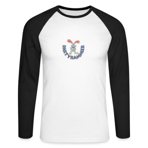 langarm Baseballshirt - Männer Baseballshirt langarm