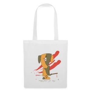 Psykopat ze dog - Tote Bag