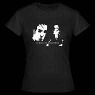 T-Shirts ~ Women's T-Shirt ~ Afraid of Monsters T-shirt (Woman)