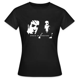 Afraid of Monsters T-shirt (Woman) - Women's T-Shirt