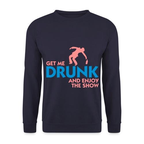 ;) - Men's Sweatshirt