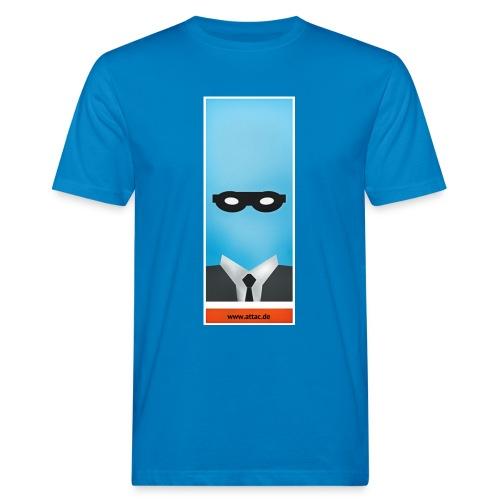 Bankentribunal Unisex - Männer Bio-T-Shirt
