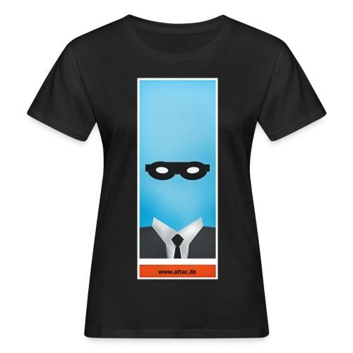 Bankentribunal Grily - Frauen Bio-T-Shirt