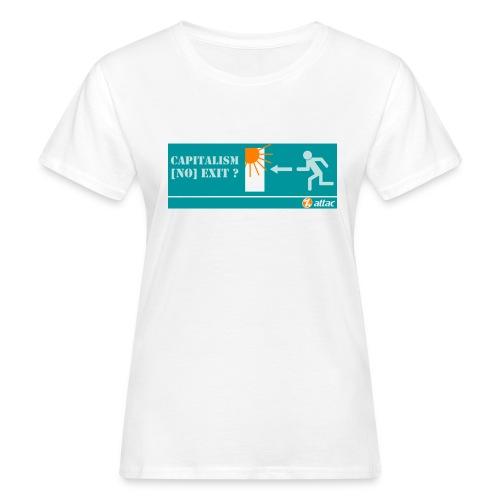 Kapikon Girly - Frauen Bio-T-Shirt