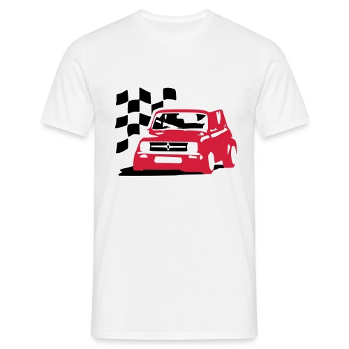 Racing Clubman - Men's T-Shirt
