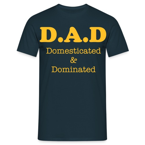DAD 2 - Men's T-Shirt
