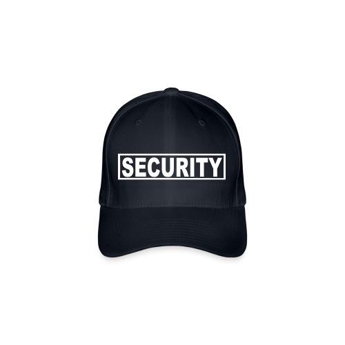 Security Basecap - Flexfit Baseballkappe