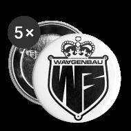 Buttons & Anstecker ~ Buttons klein 25 mm ~ Waagenbau Buttons