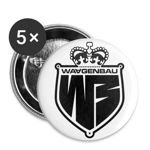 Waagenbau Buttons - Buttons klein 25 mm