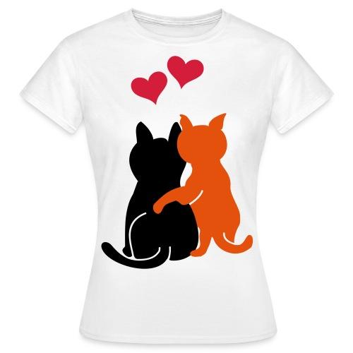 Kittens - Women's T-Shirt