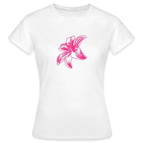 Flowr hibiscus - Women's T-Shirt