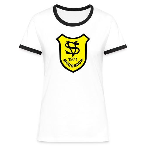 SVM Damen Shirt - kontrast - Frauen Kontrast-T-Shirt