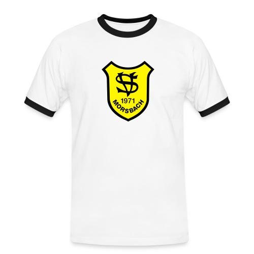 SVM Herren Shirt - kontrast - Männer Kontrast-T-Shirt