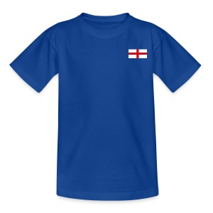 Childrens and toddlers Classic T-Shirt with England flag Logo - Teenage T-shirt