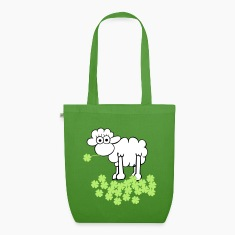 st. Patrick's sheep Bags